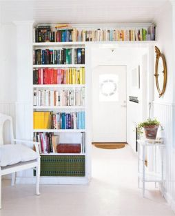 Creative Book Storage Inspiration