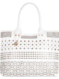 A Pretty Penny | Summer Carry-alls: Big Buddha Fiji Tote
