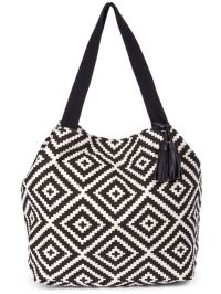 A Pretty Penny | Summer Carry-alls: Sole Society Kat Oversize Canvas Tote