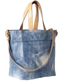 A Pretty Penny | Summer Carry-alls: Gap Canvas Tote