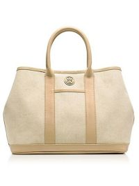 A Pretty Penny | Summer Carry-alls: Tory Burch Brooke Small Tote