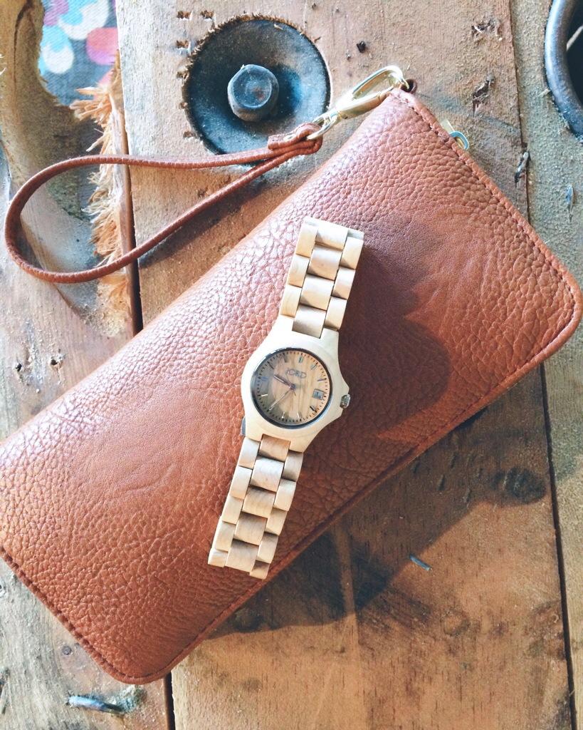 A Pretty Penny - JORD Ely Wood Watch
