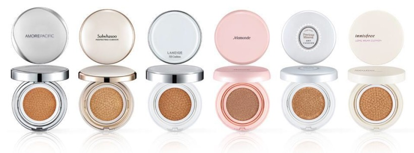 A Pretty Penny Cushion Compacts