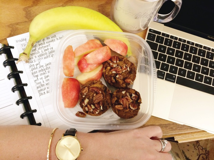 Healthy Pumpkin Muffins, Pumpkin Chocolate Chip Flax Muffins, Easy Breakfast Recipes, Healthy Breakfast, Pumpkin