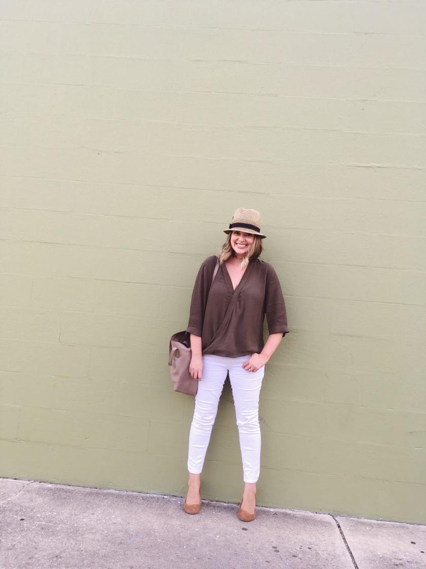 Summer Capsule Wardrobe 2016 | OOTD | keiralennox.com