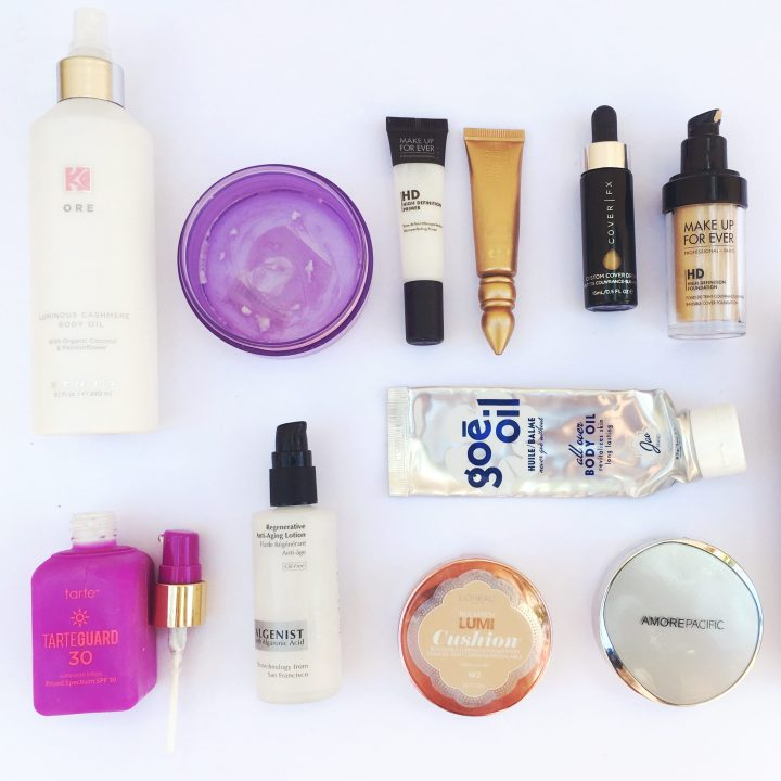 My Latest Beauty Empties + Mini Reviews