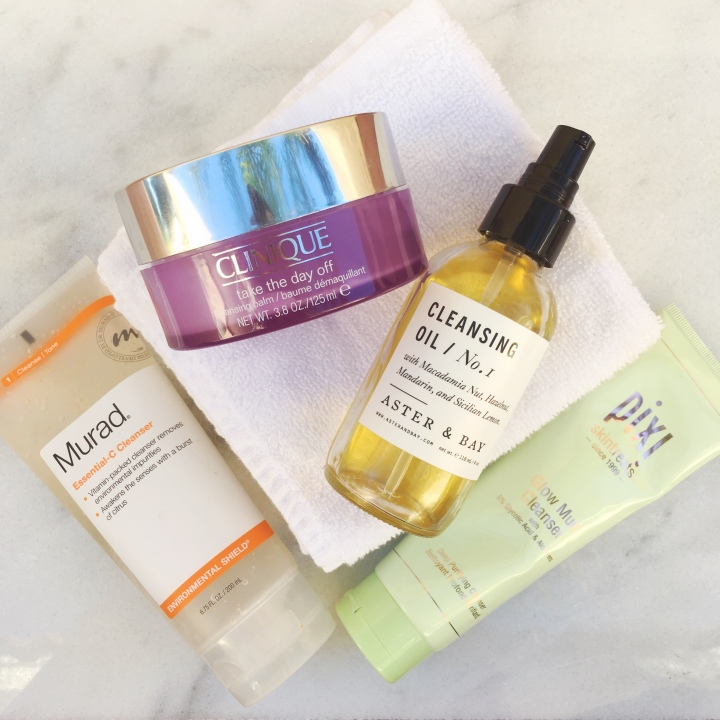 My Fave 5: Gentle But Effective FaceCleansers
