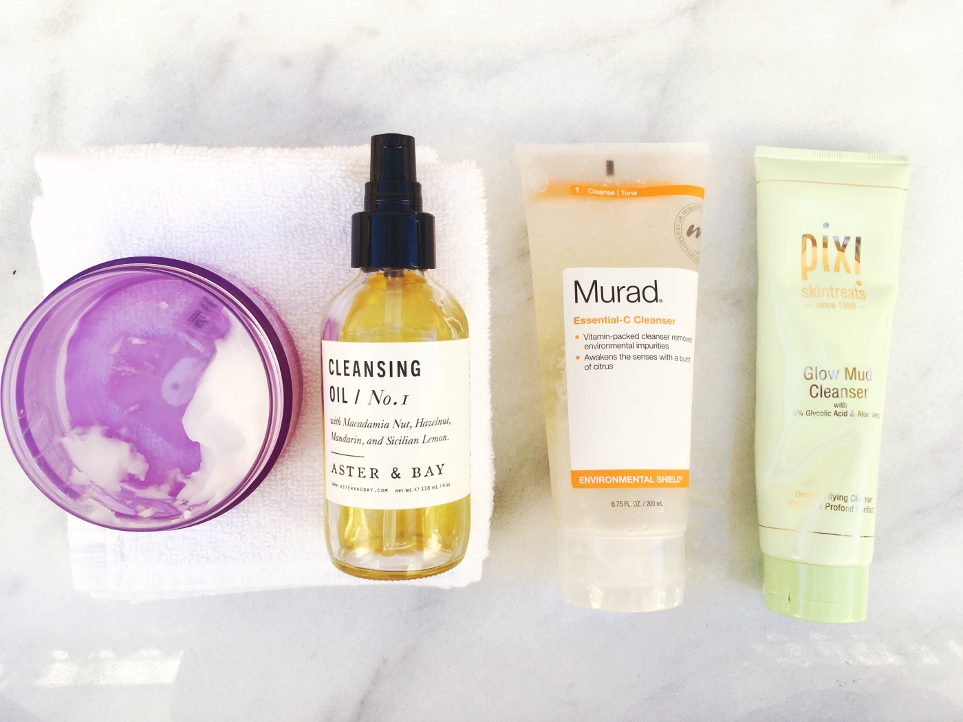 My Best 5 Face Cleansers For Early 30s Sensitive Skin