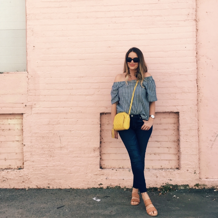 On Finding The Perfect Skinny Jeans