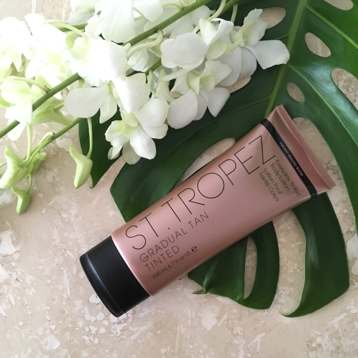 First Impression: St Tropez Gradual Tan