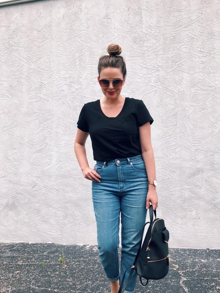 #OOTD: ASOS FarleighJeans